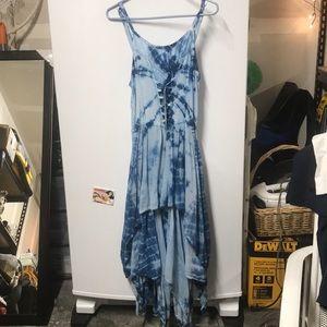 👗Tie dye dress by Advance Apparels👗